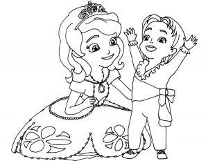 -диснея-картинки-раскраски-крупные-31-300x233 Принцессы Диснея