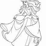 принцессы диснея картинки раскраски крупные (9)
