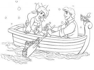 принц и принцесса картинки раскраски крупные (59)