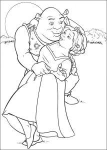 принц и принцесса картинки раскраски крупные (64)