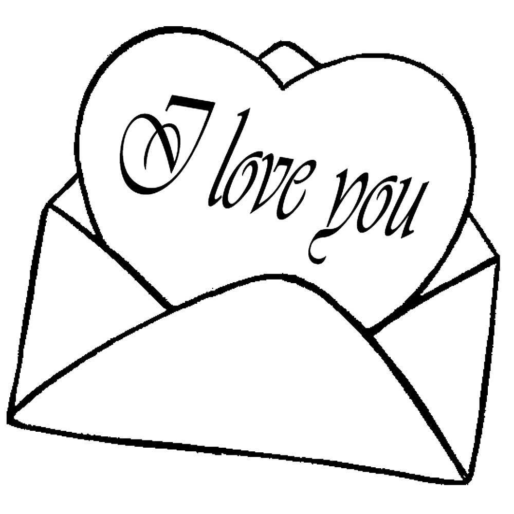 Маме, красивые картинки с сердечками и надписями про любовь карандашом