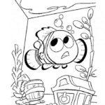 Аквариум с рыбками картинки раскраски (8)