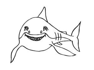 -картинки-раскраски-44-300x225 Акула
