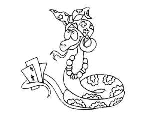 -картинки-раскраски-12-300x233 Змеи