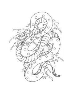 -картинки-раскраски-29-233x300 Змеи