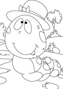 Насекомые гусеница картинки раскраски (65)