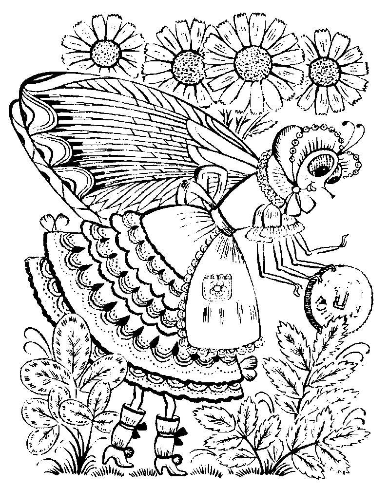картинки раскраски по произведениям чуковского наличие кист голове