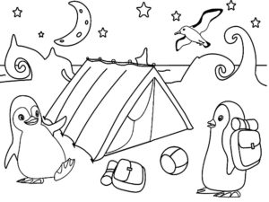 -картинки-раскраски-62-300x225 Пингвин