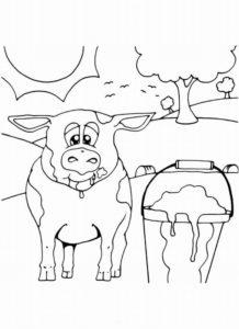 Свинья картинки раскраски (22)