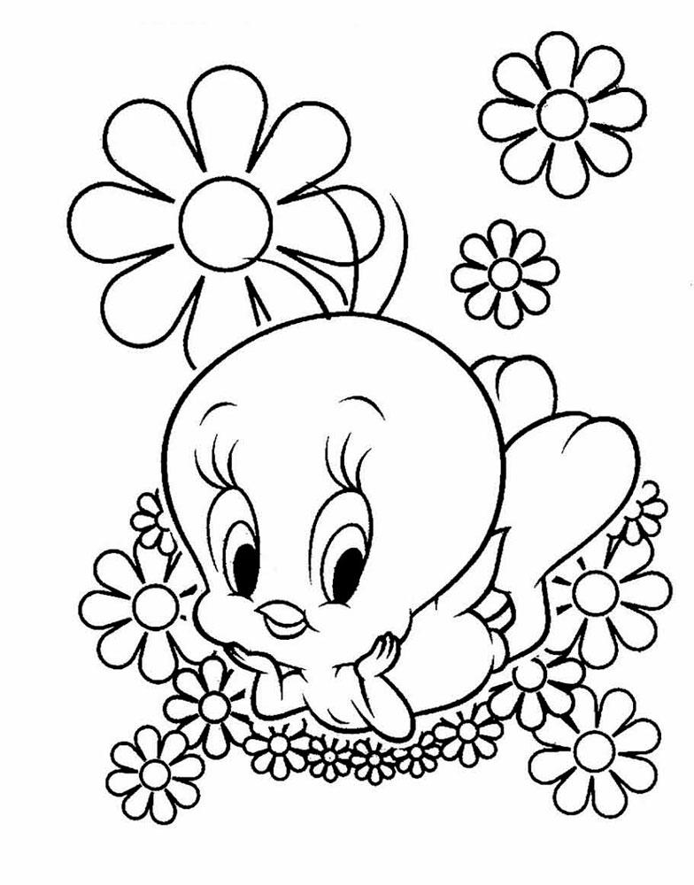 Смешные, раскраски открыток для малышей