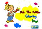 Бобби Хилл   онлайн раскраска