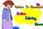 Возвращение в Неверленд онлайн раскраска