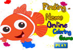 В поисках Немо   онлайн раскраска