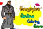 Гарфилд   онлайн раскраска