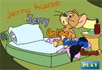 Джерри Хаус   онлайн раскраска