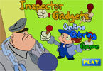Инспектор Гаджет онлайн раскраска