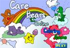 Медведи онлайн раскраска