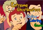 Охотники за привидениями   онлайн раскраска