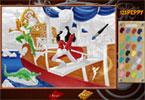 Питер Пэн возвращается в Неверленд онлайн раскраска