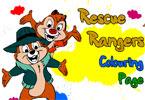 Рейнджеры-спасатели онлайн раскраска