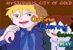 Таинственные Города Золота онлайн раскраска