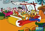Флинстоуны 2 онлайн раскраска