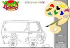 Цветные картинки онлайн раскраска