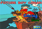 Future Boy Conan   онлайн раскраска
