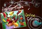 Looney Tunes 2   онлайн раскраска