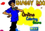 Shaggy Doo  онлайн раскраска