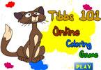 Tibbs 101   онлайн раскраска