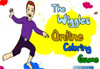 Wiggles   онлайн раскраска