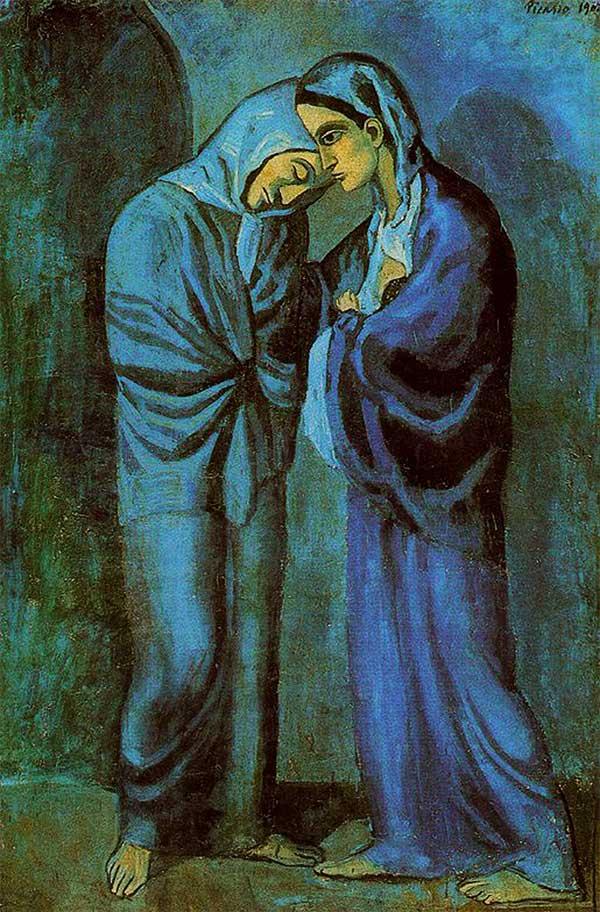 Пабло Пикассо креативная биография и творчество